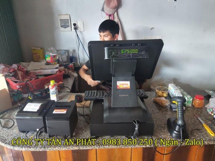 Máy tính tiền cho cửa hàng tại Tây Nguyên0