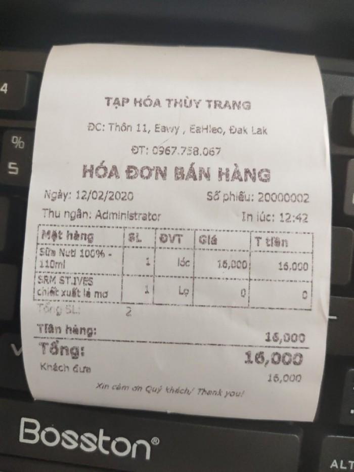 Máy tính tiền cho cửa hàng tại Tây Nguyên1