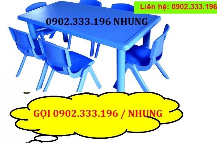 Bán bàn ghế nhựa cho bé, bàn ghế trẻ em giá rẻ2