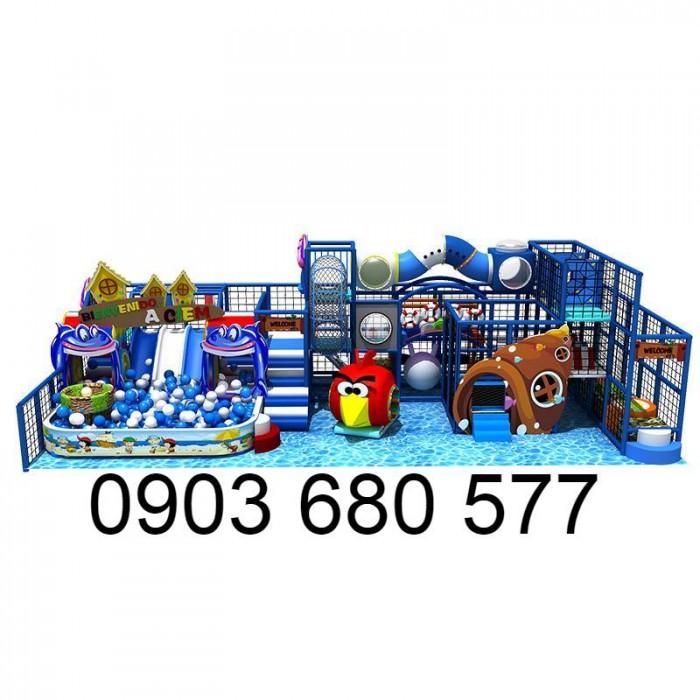 Chuyên nhận thi công khu vui chơi liên hoàn dành cho trẻ em15