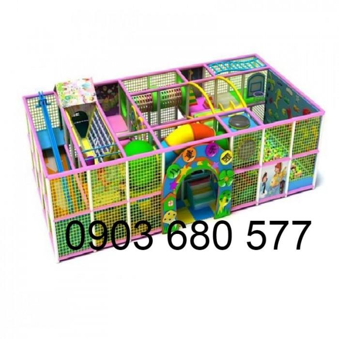 Chuyên nhận thi công khu vui chơi liên hoàn dành cho trẻ em19