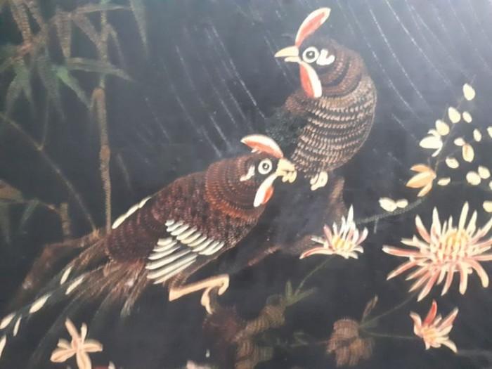 tranh sơn khắc xưa kích thước 50x79cm1