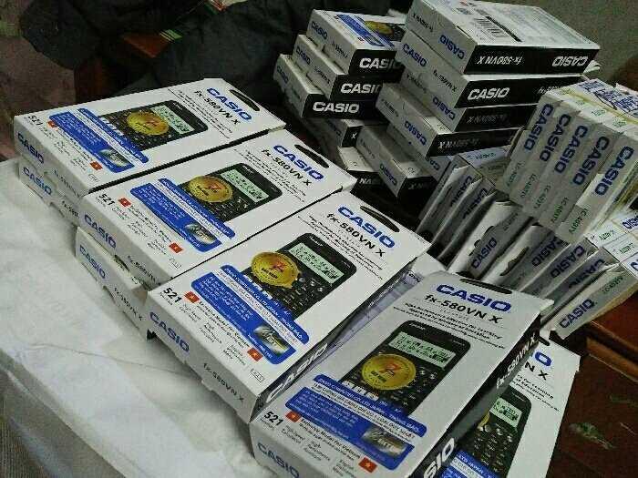 Máy tính casio Fx580vn plus chính hãng1