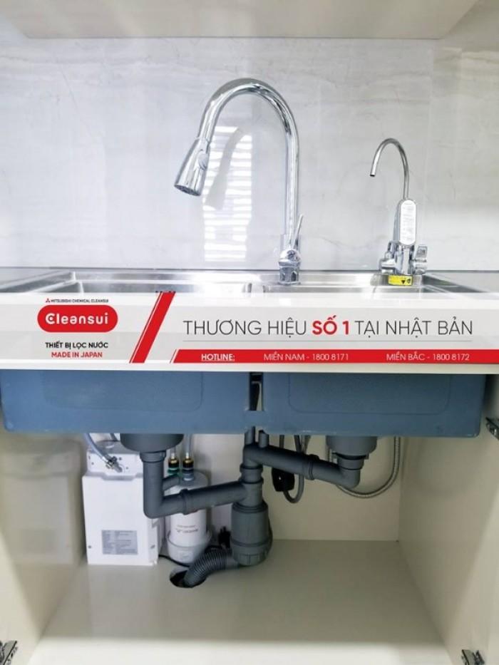 Máy lọc nước điện giải ion kiềm EU3010