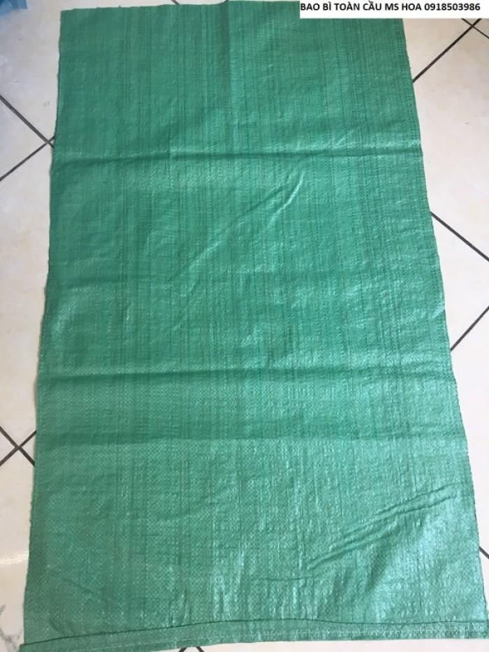 Bao PP xanh 60 x 100cm, 60 x 120cm, 70 x 120cm, 75x120cm giá rẻ, hàng đẹp mới 100%