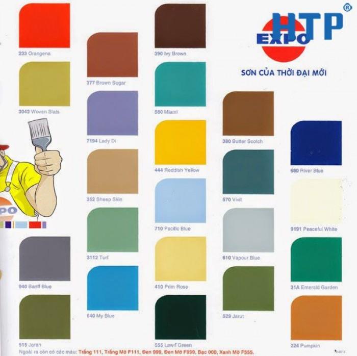 Nhà phân phối sơn dầu Expo chính hãng giá rẻ tại quận Tân Bình TPHCM0