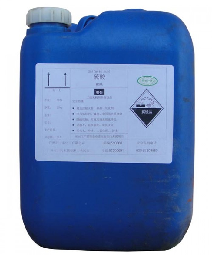 AXIT SULFURIC- H2SO40