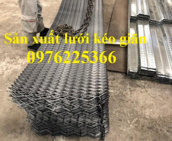 Lưới dập giãn, lưới thép dập giãn3