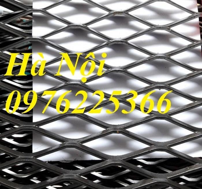 Lưới dập giãn, lưới thép dập giãn6