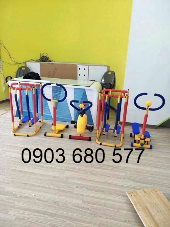 Cung cấp dụng cụ thể thao, vận động dành cho trẻ em mầm non1