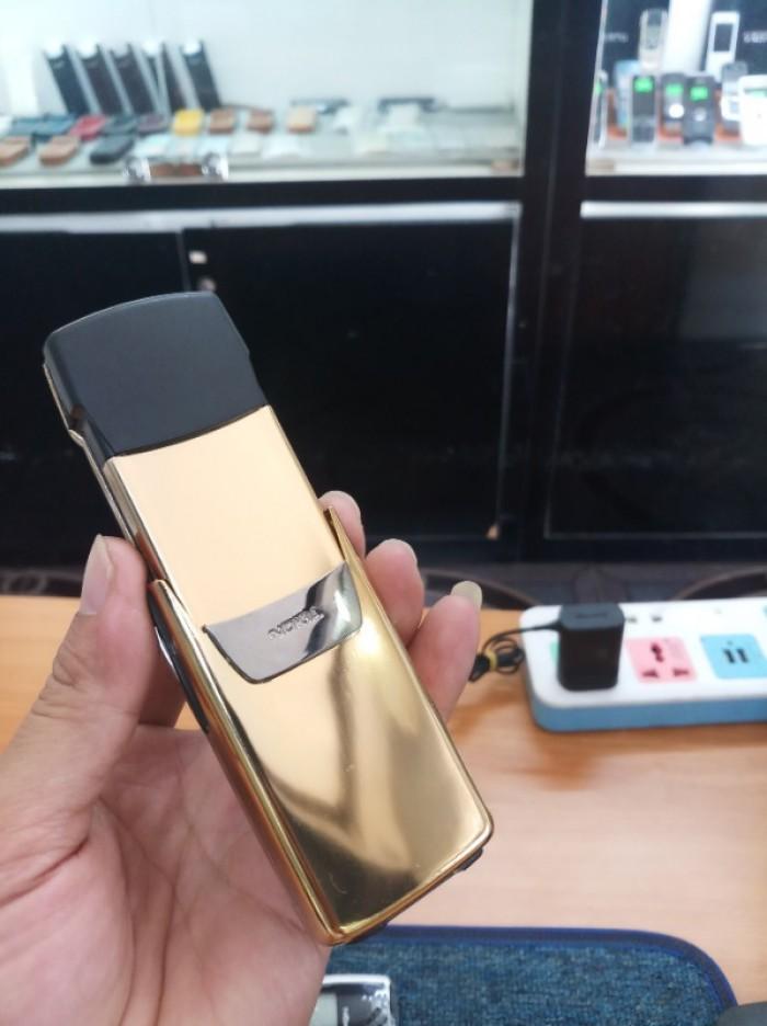 Điện thoại nokia 8910 nguyên bản mạ vàng2