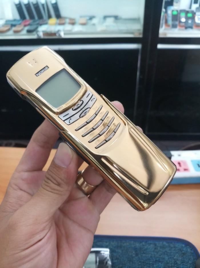 Điện thoại nokia 8910 nguyên bản mạ vàng4
