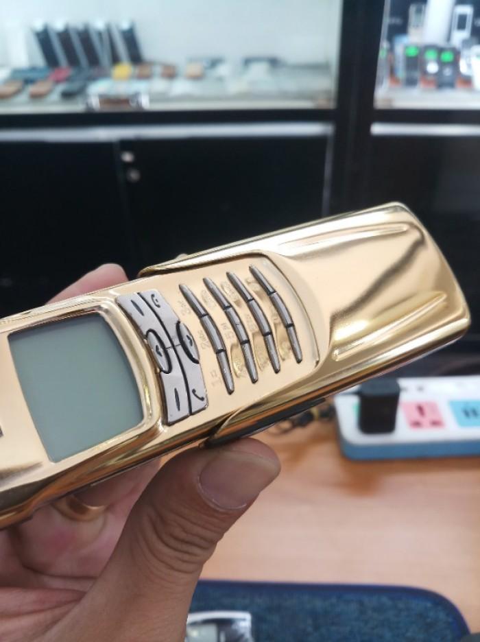 Điện thoại nokia 8910 nguyên bản mạ vàng1