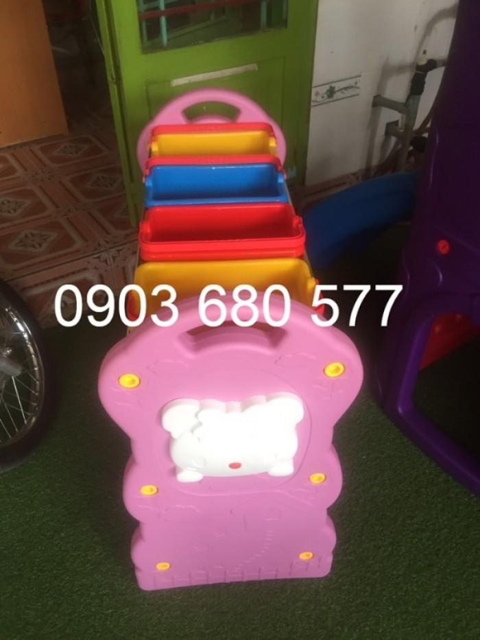 Chuyên cung cấp kệ nhựa mầm non cho trẻ em giá rẻ, chất lượng cao8