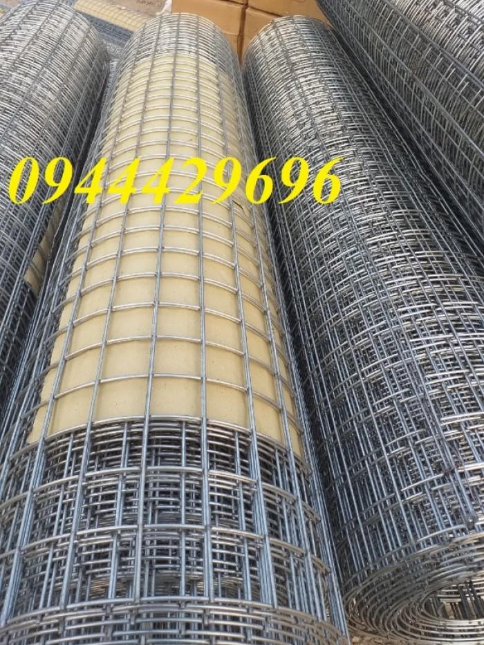 Lưới Thép Hàn Mạ Kẽm D2 ô 25x25 khổ 1m, 1.2m, 1.5m13