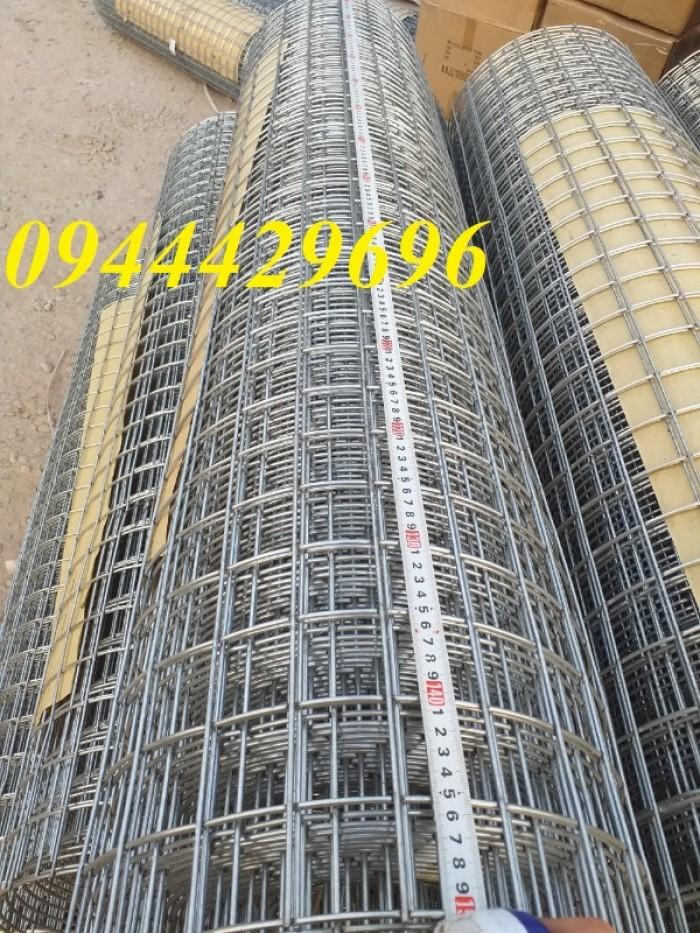 Lưới Thép Hàn Mạ Kẽm D2 ô 25x25 khổ 1m, 1.2m, 1.5m11