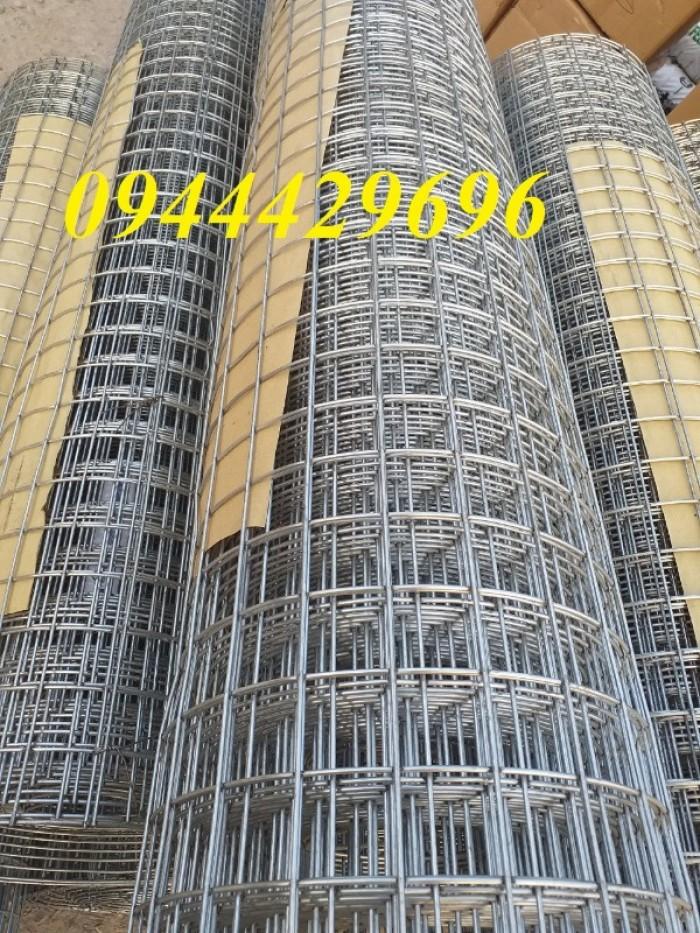 Lưới Thép Hàn Mạ Kẽm D2 ô 25x25 khổ 1m, 1.2m, 1.5m14