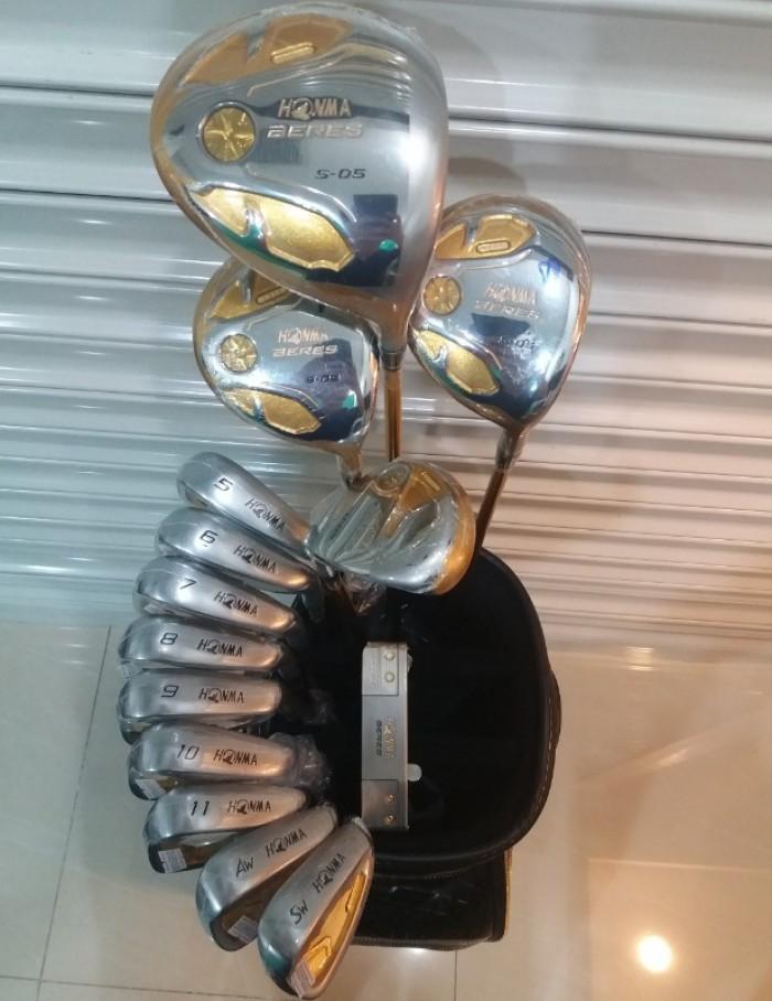 Bộ gậy golf Honma Beres S-05 4 sao1