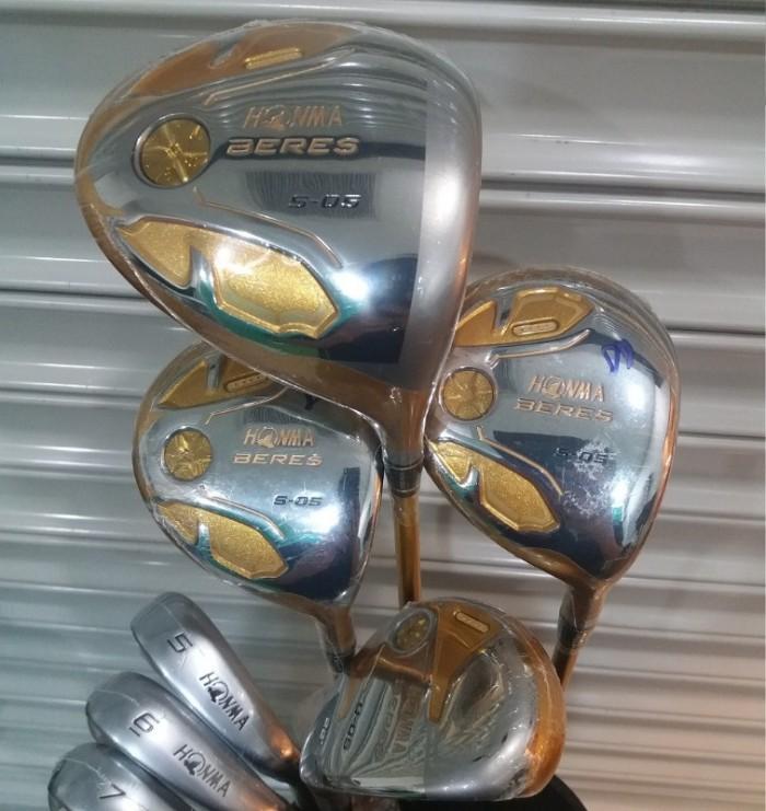 Bộ gậy golf Honma Beres S-05 4 sao3