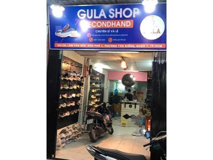 sang nhượng shop giày Q70
