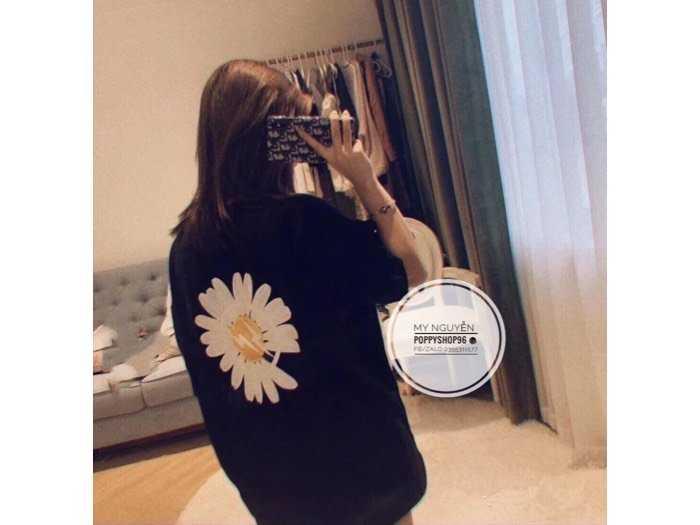 Áo thun hoa cúc siêu đẹp3