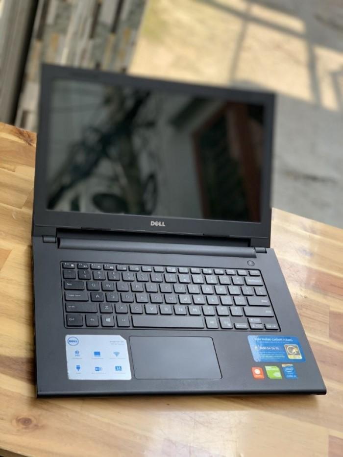 Laptop Dell Inspiron 3442, i3 4005U 4G 500G 14inch Đẹp zin 100% giá rẻ4