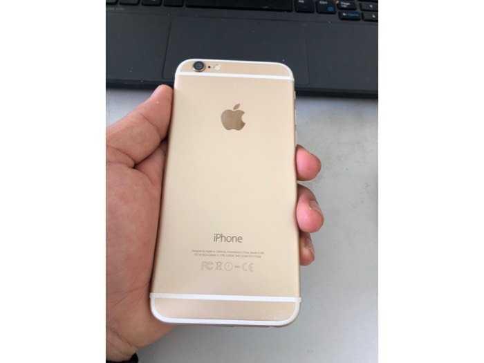 Iphone 6QT - 64G0