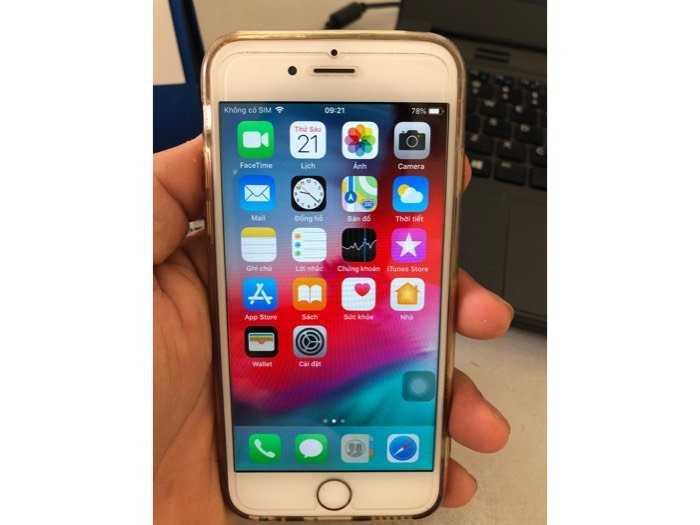 Iphone 6QT - 64G1