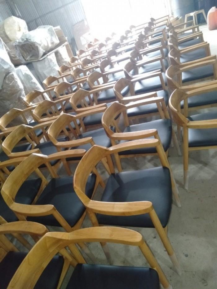 ghế gỗ HD. 02 giá tại xưỡng sãn xuất2