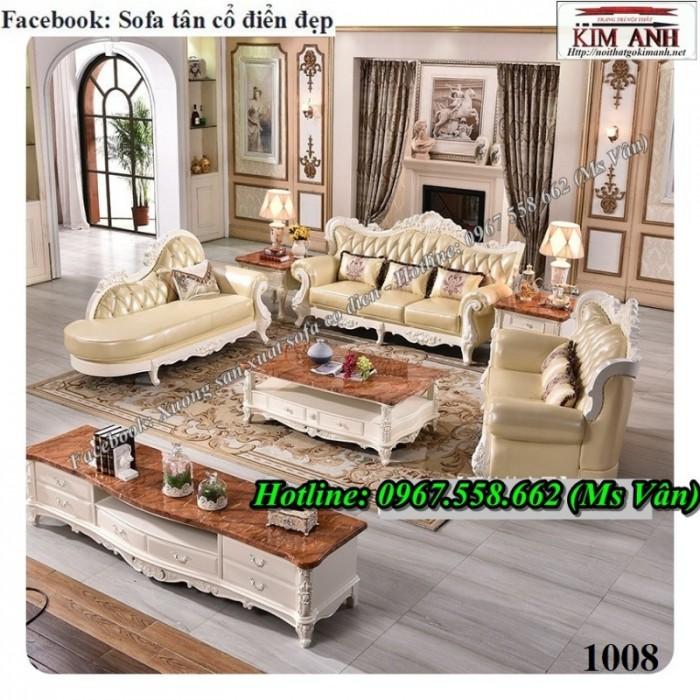 bàn ghế sofa cổ điển châu âu tại Tân Ninh Bình Dương4
