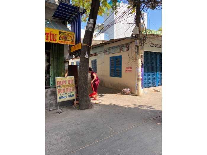 bán nhà đường Nguyễn sỹ sách0