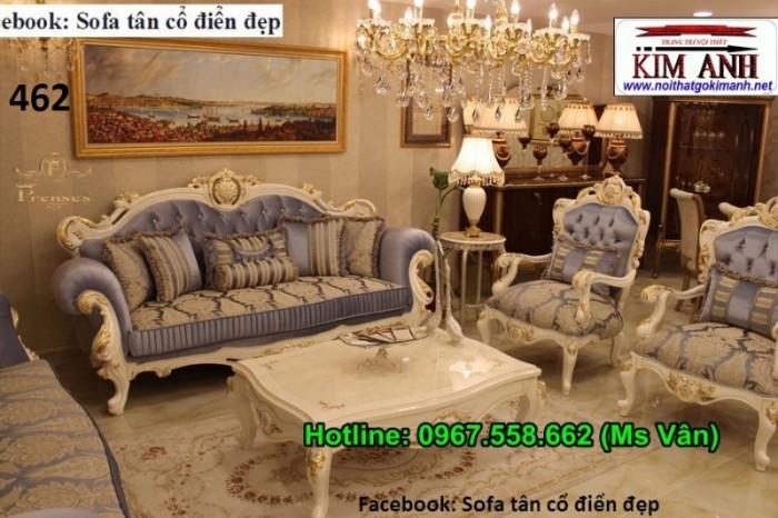 bàn ghế phong cách hoàng gia7