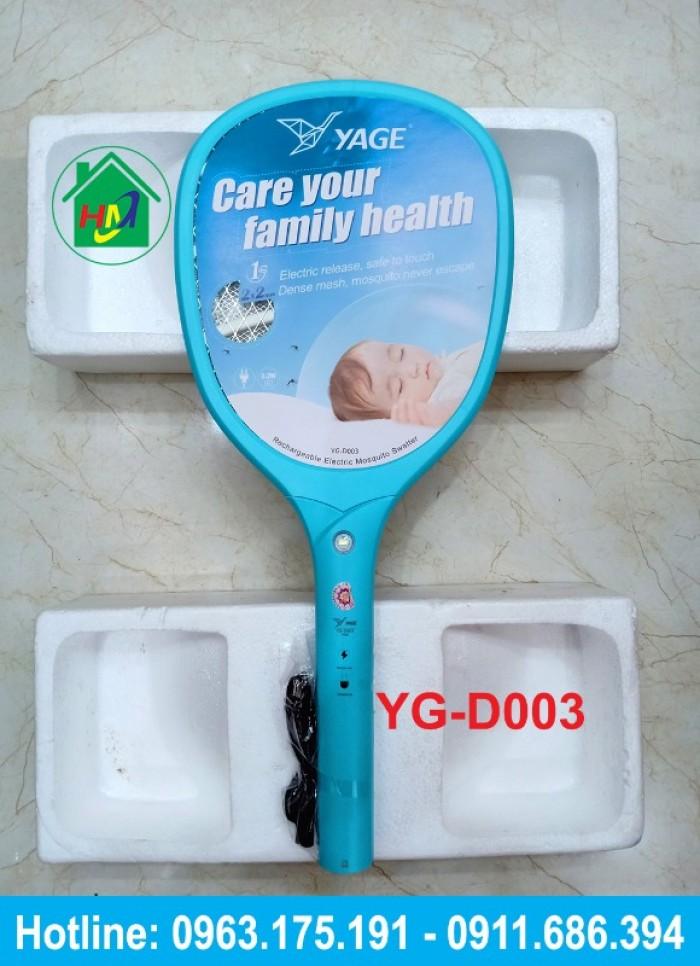 Vợt Bắt Muỗi Thái Cao Cấp YAGE YG-D0035