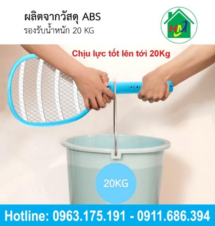 Vợt Bắt Muỗi Thái Cao Cấp YAGE YG-D0032
