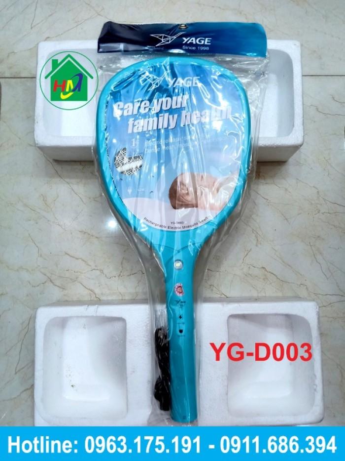 Vợt Bắt Muỗi Thái Cao Cấp YAGE YG-D0037