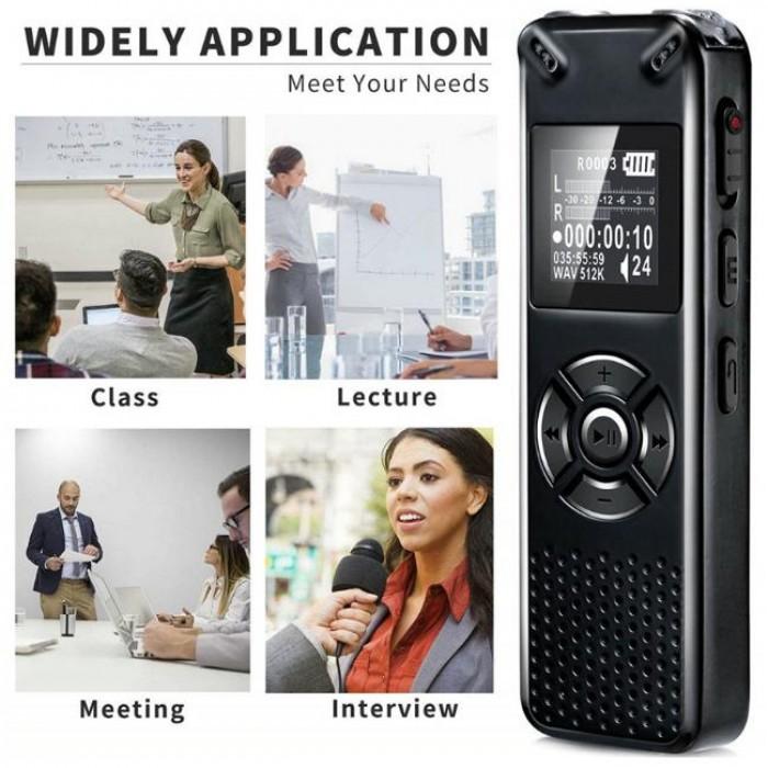 Máy ghi âm Siêu nhỏ Suntech V91-8GB hàng chính hãng giá rẻ1