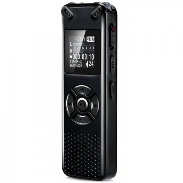 Máy ghi âm Siêu nhỏ Suntech V91-8GB bộ nhớ trong 8GB kết hợp mở rộng thẻ nhớ đến 32Gb 2