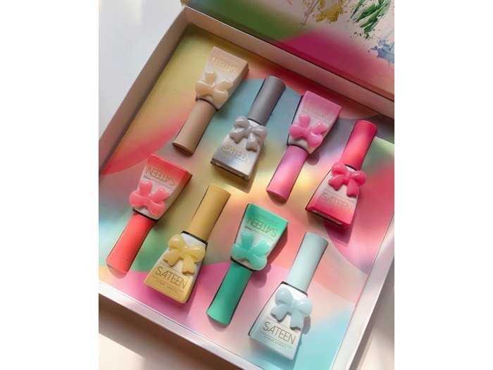 nail candy gel korea0