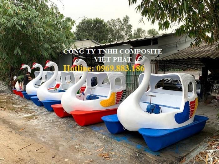 Thuyền đạp vịt : Giao khu vui chơi Quy Nhơn - Bình Định3