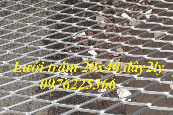 Xưởng sản xuất lưới dập giãn, lưới thép kéo giãn, hàng có sẵn và làm theo yêu cầu1
