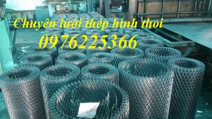 Xưởng sản xuất lưới dập giãn, lưới thép kéo giãn, hàng có sẵn và làm theo yêu cầu2