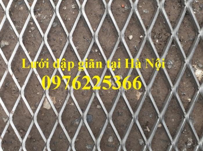 Xưởng sản xuất lưới dập giãn, lưới thép kéo giãn, hàng có sẵn và làm theo yêu cầu4