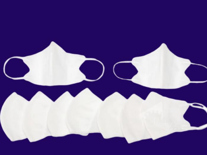 Khẩu trang vải kháng khuẩn Suong Mask -124