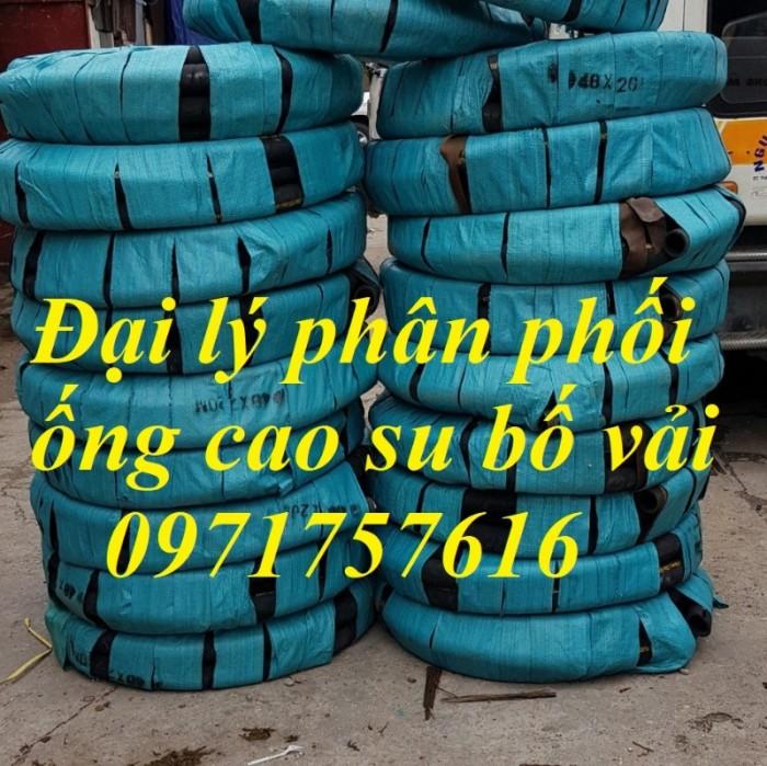 Phân phối ống cao su bố vải lõi thép giá rẻ3