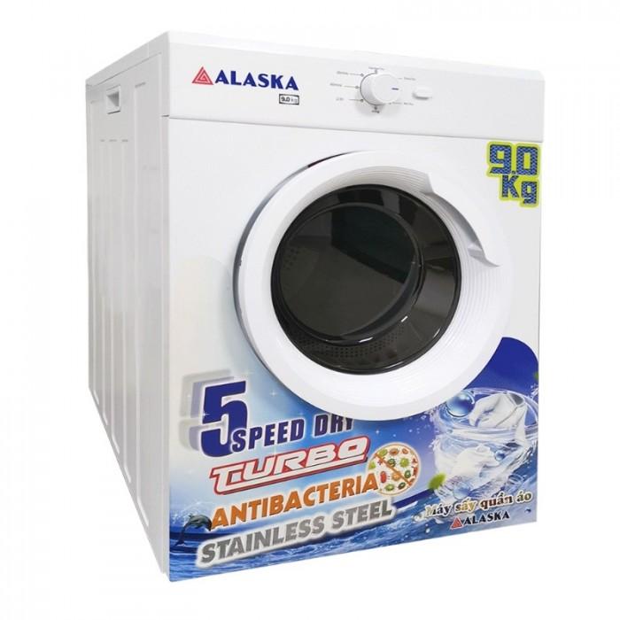 Máy sấy quần áo Alaska S90 9kg