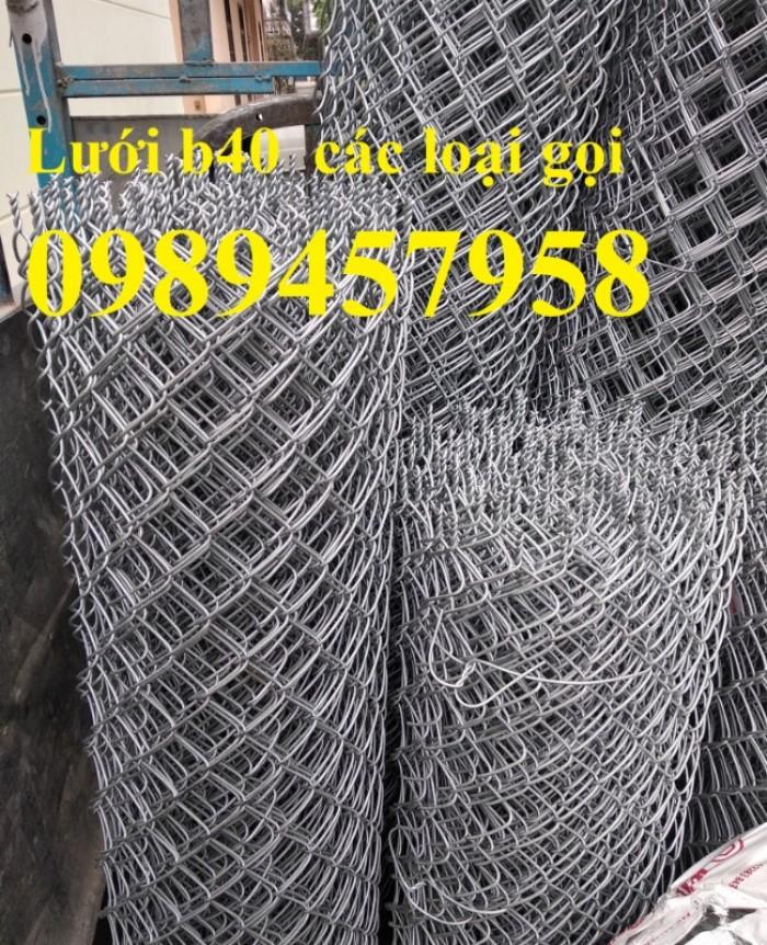 Lưới thép B40 mạ kẽm, B40 bọc nhựa khổ 2m2, 2,4m giá tốt tại Hà Nội10