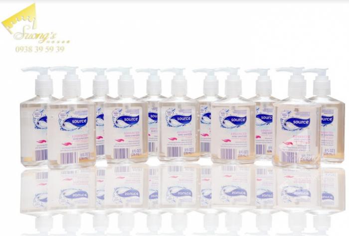 Nước rửa tay khô diệt khuẩn Souce Advanced Hand Mỹ6