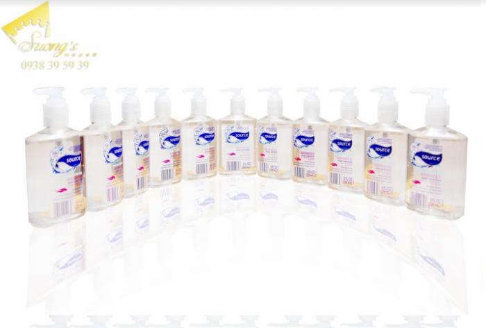 Nước rửa tay khô diệt khuẩn Souce Advanced Hand Mỹ7