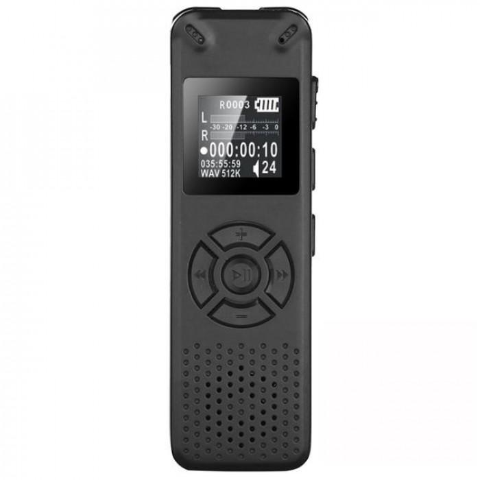 Máy Ghi Âm Suntech V91 -16G Kết hợp với tính năng nghe nhạc MP3 tạo nên chiếc máy ghi âm đa nhiệm và tiện dụng3