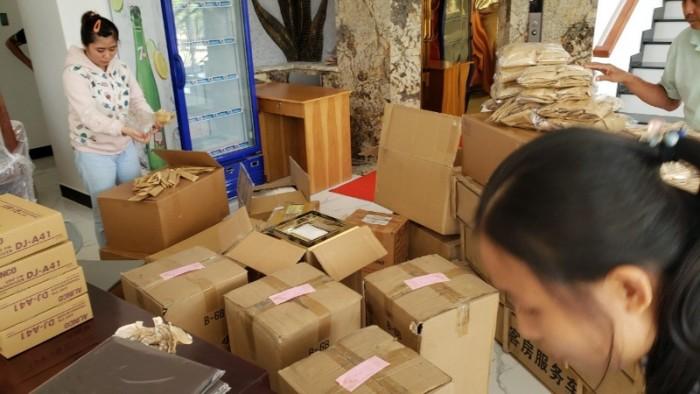 Cung cấp đồ Amenities tại Đà Nẵng Thiên An0